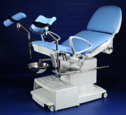 Golem 6ET – Treatment chair for gynaecology and urology